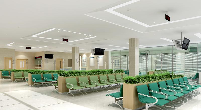 横溪中心卫生院 - 室内设计
